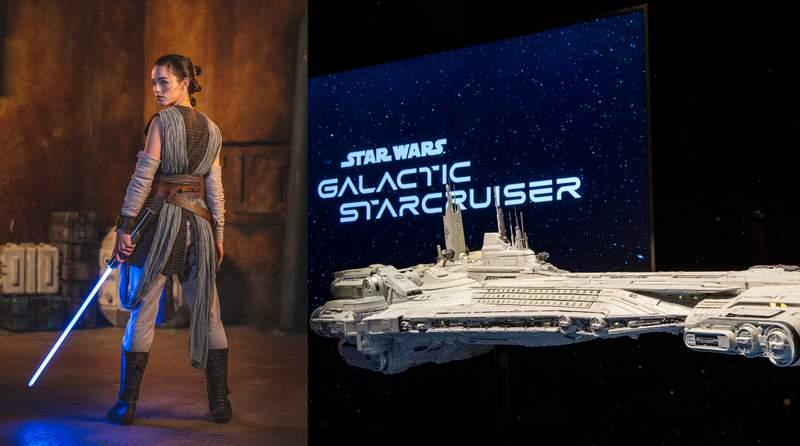 Star Wars: Galactic Starcruiser Opens 2022