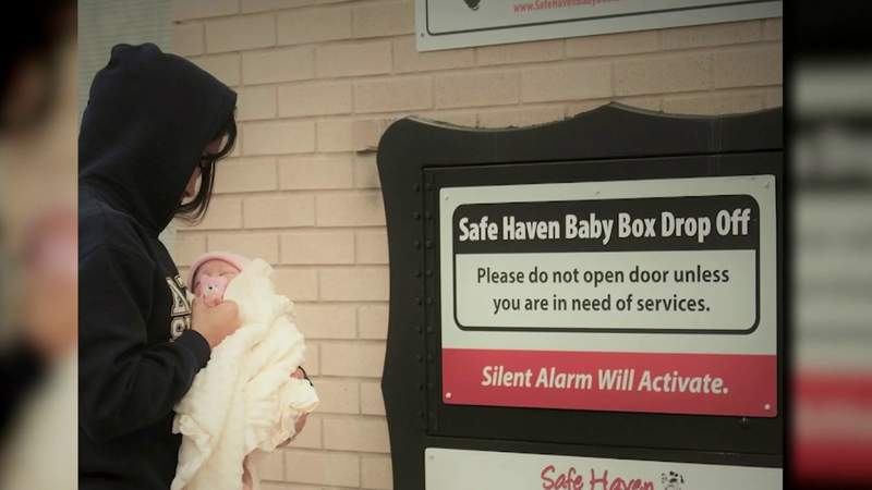 Ocala to install Florida's first Safe Haven Baby Box