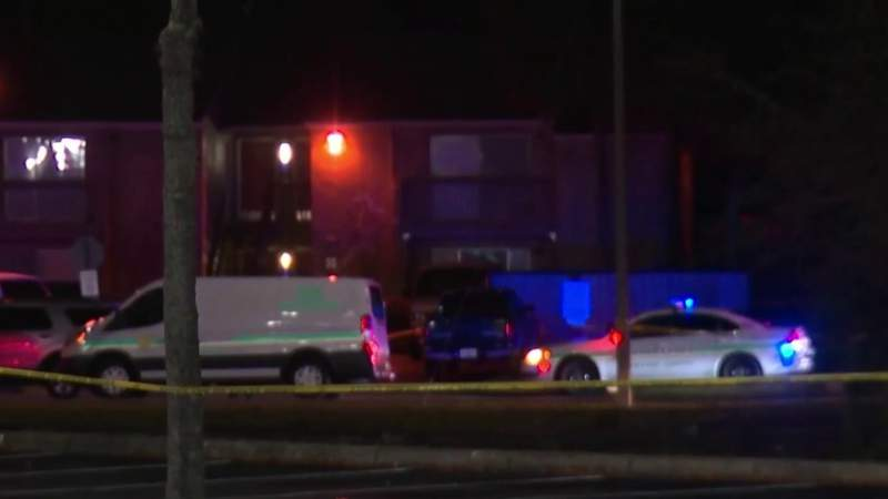 Man injured after being shot by deputy