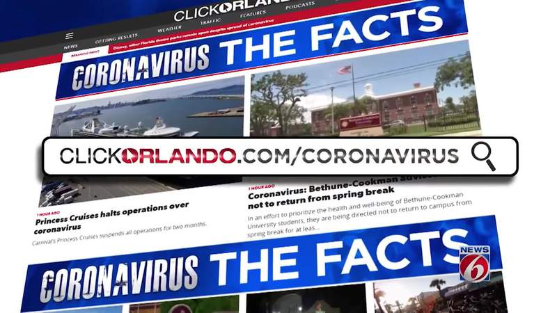 Coronavirus -- The Facts