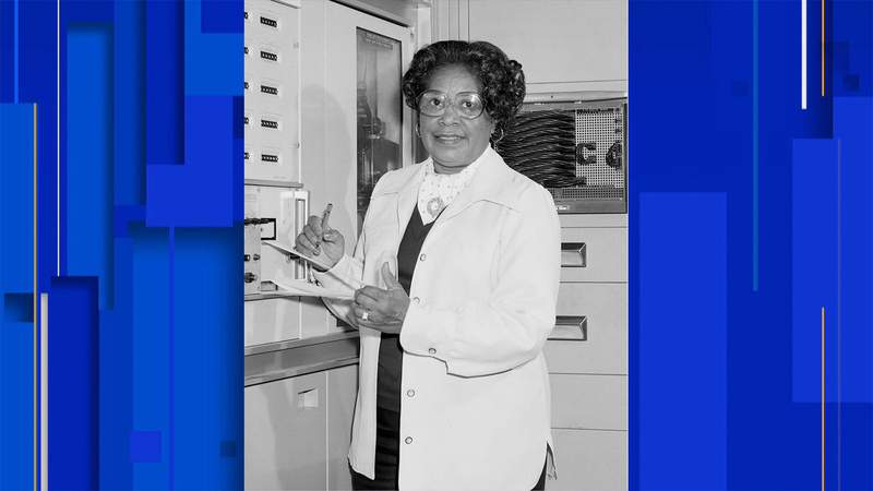 """Mary Jackson had a successful career from """"human computer"""" to NASA's first African-American female engineer, and subsequent career supporting the hiring and promotion of other deserving female and minority employees. Credits: NASA"""