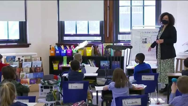 Orange County School Board meets as CDC reverses mask guidance