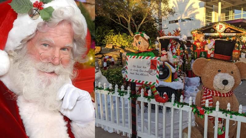 The Santa Workshop Experience returns to ICON Park Nov. 5