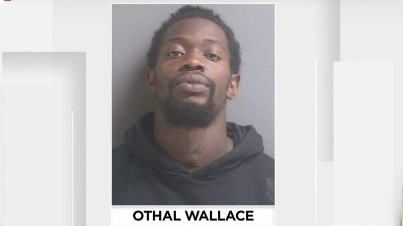 Othal Wallace (Image: Volusia County Sheriff's Office)