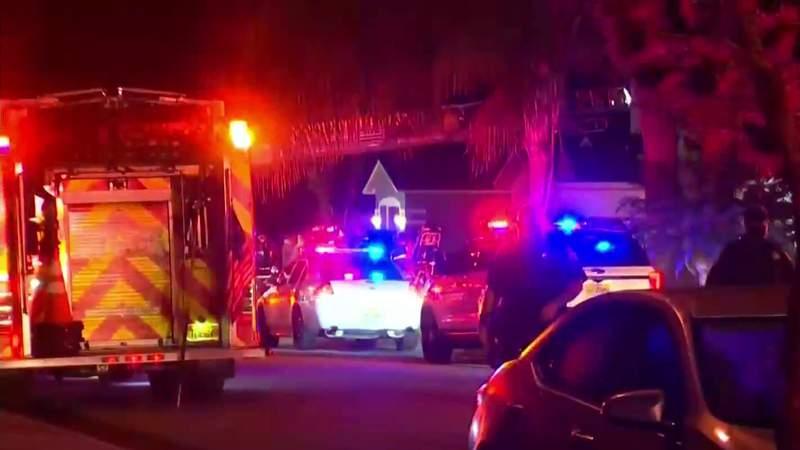 1 dead in Orange County house fire
