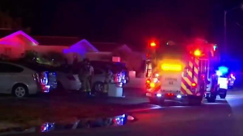 2 hurt in Cape Canaveral apartment fire