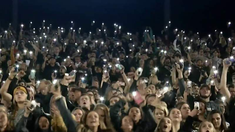 UCF to allow some fans at home opener