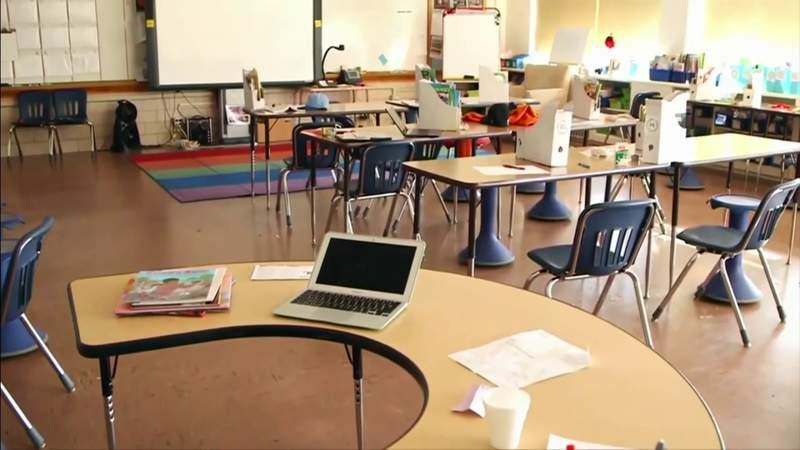 A Florida classroom