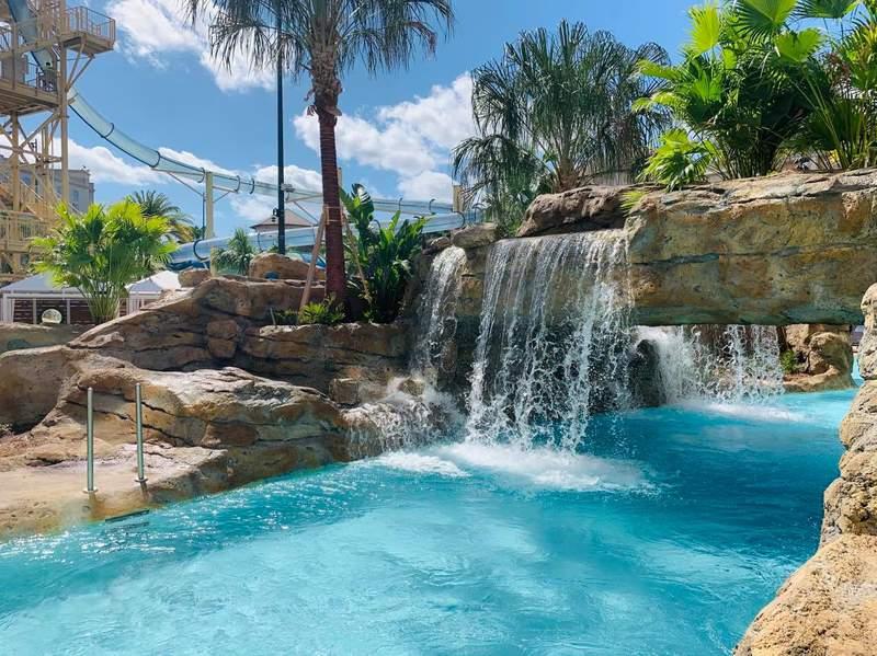 Crystal River Rapids at Gaylord Palms Resort
