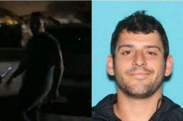 John Brandone, 32, wanted in brutal Ormond Beach beating, police say. (Photos: Ormond Beach Police Department)