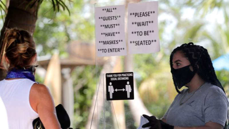 'We are in remission:' Orange County looks toward normalcy as masks rules are relaxed