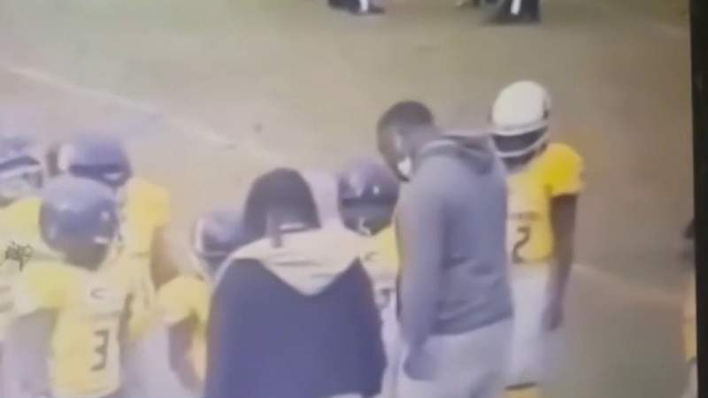 Investigation prompted after coach recorded hitting child