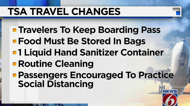 Flying soon? Here are the new safety measures you will experience during coronavirus pandemic