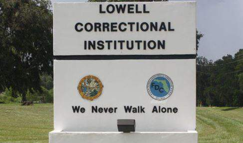 Lowell Correctional Institution in Ocala. (Image: Florida DOC)