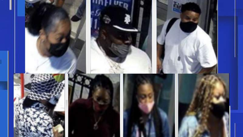 2 women attacked at Orlando StarFlyer, 7 people wanted for questioning
