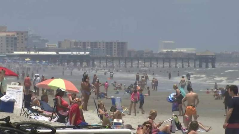 Space Coast tourism roars back from COVID-19 slump, even with cruise ships still idle