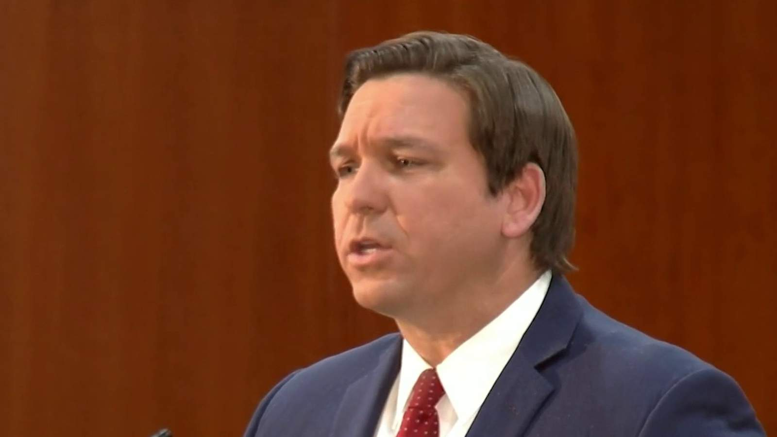 Gov. Ron DeSantis says most of Florida can begin first phase of reopening May 4