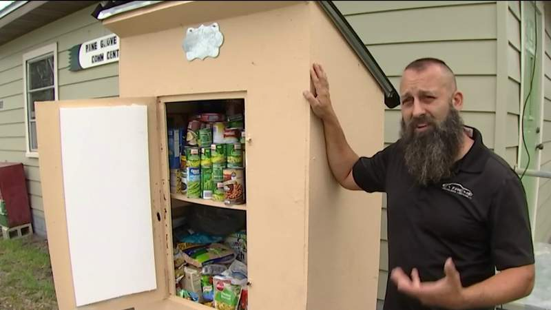 The tiny pantry making a big impact in St. Cloud