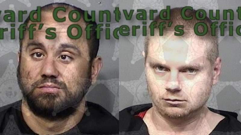 Left: Victor Cruz Right: Nicholas McDuffie