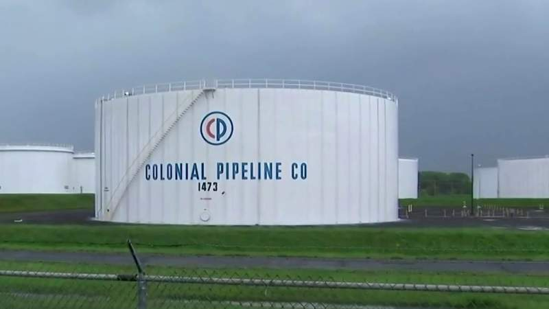 After pipeline cyberextortion attempt, gasoline prices tick higher