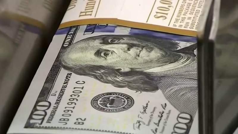 Stimulus relief talks halted until after election