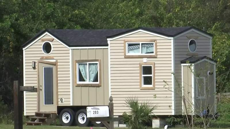 Tiny homes ordinance going before Palm Bay City Council