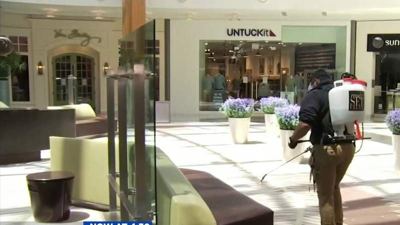 The Mall at Millenia reopens
