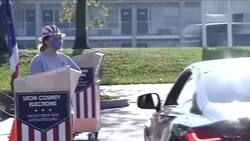Florida legislature passes controversial vote-by-mail bill