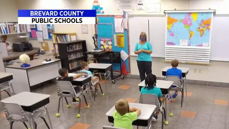 Thousands of unregistered Brevard Public Schools students before first day of class