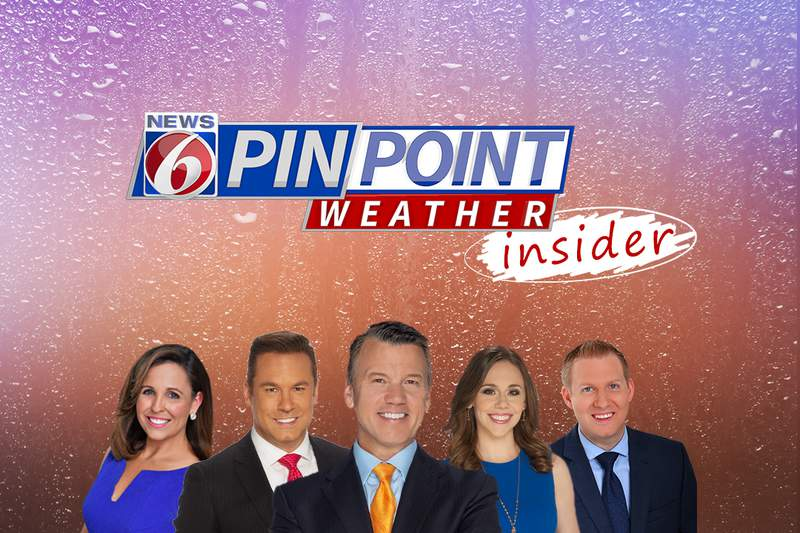 Pinpoint Weather Insider