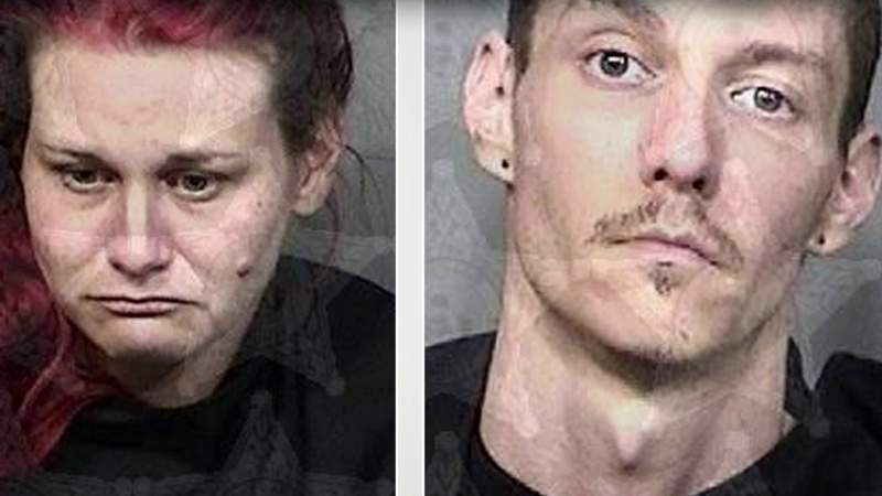 Woman, boyfriend arrested after toddler drowns in Titusville