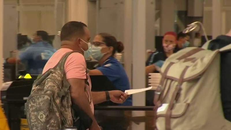 Negative COVID-19 test required for travelers to Puerto Rico beginning July 15