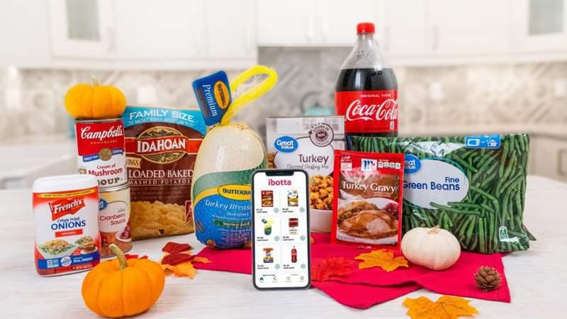 The Thanksgiving dinner offer via Walmart.