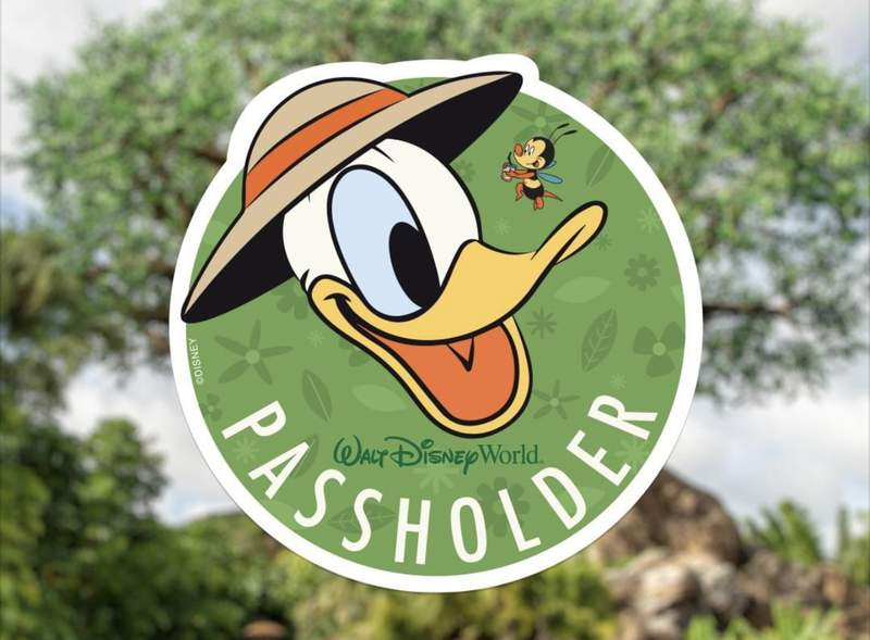 Walt Disney World Annual Passholder extra