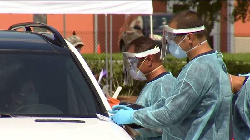 Orange County mayor 'exploring all options' as coronavirus cases spike