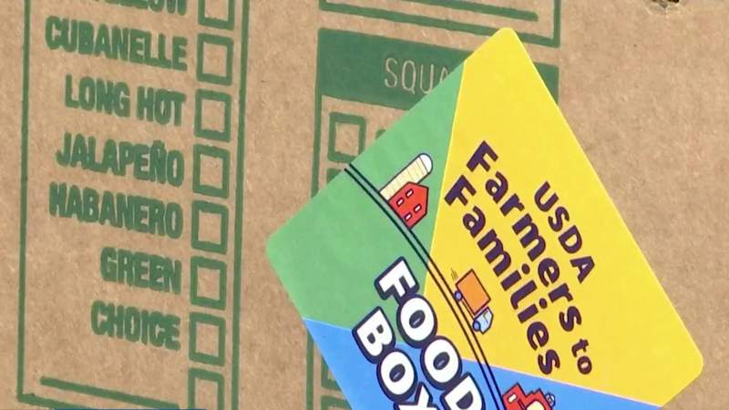 Food banks face funding shortage as demand increases before the holidays